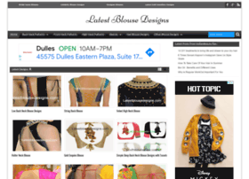 Latestblousedesigns.com thumbnail