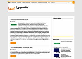 Latestlearnerships.com thumbnail