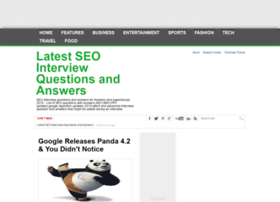 Latestseointerviewquestionsandanswers.blogspot.in thumbnail