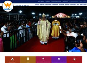 Latinarchdiocesetrivandrum.org thumbnail