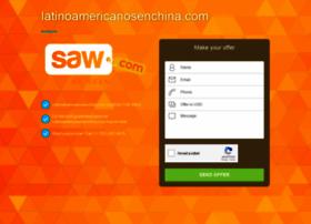 Latinoamericanosenchina.com thumbnail