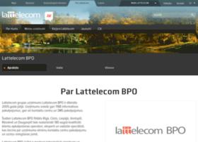 Lattelecombpo.lv thumbnail