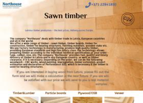 Latvia-wood.com thumbnail