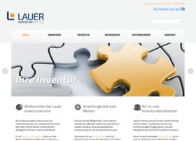 Lauer-inventurservice.de thumbnail