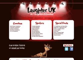 Laughteruk.co.uk thumbnail