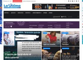 Laultima.com.ec thumbnail