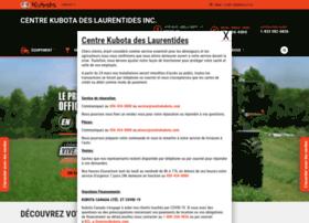 Laurentides-kubota.ca thumbnail