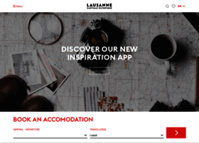 Lausanne-tourisme.ch thumbnail