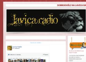 Lavica-radio.com thumbnail