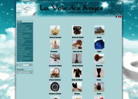 Lavoiedesanges.fr thumbnail