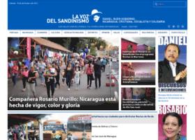 Lavozdelsandinismo.com thumbnail