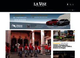 Lavozdemichoacan.com.mx thumbnail