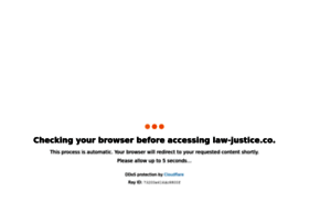 Law-justice.co thumbnail