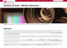 Lawmedia.unm.edu thumbnail