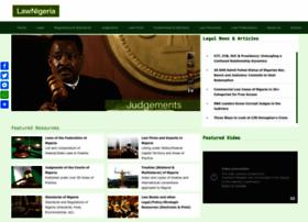 Lawnigeria.com thumbnail