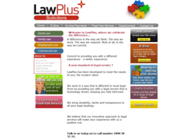 Lawplus.ie thumbnail