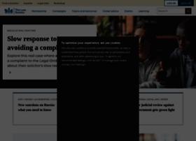 Lawsoc.org.uk thumbnail