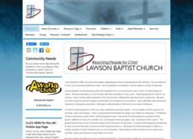 Lawsonbaptist.org thumbnail