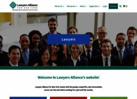 Lawyersalliance.org thumbnail