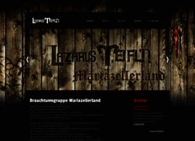 Lazarus-teifln.at thumbnail