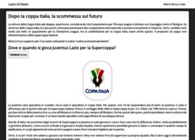 Lazio24news.net thumbnail