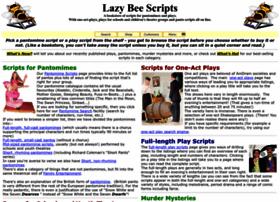 Lazybeescripts.co.uk thumbnail