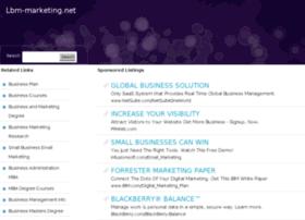 Lbm-marketing.net thumbnail