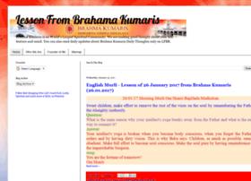 Lbrahmakumaris.blogspot.in thumbnail