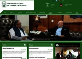 Lcci.org.pk thumbnail