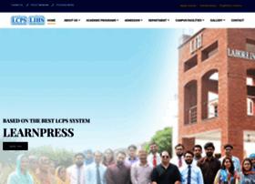 Lcps.edu.pk thumbnail