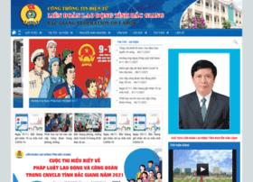 Ldldbacgiang.org.vn thumbnail