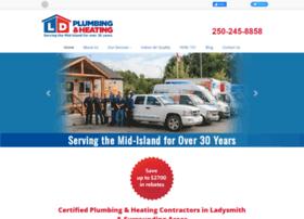 Ldplumbingheating.ca thumbnail