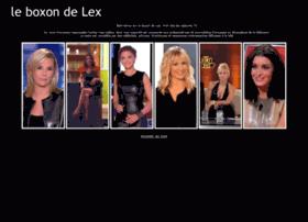 Le-boxon-de-lex.fr thumbnail
