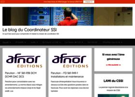 Le-coordinateur-ssi.fr thumbnail