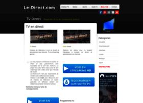 Le-direct.com thumbnail