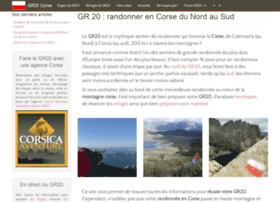 Le-gr20.fr thumbnail