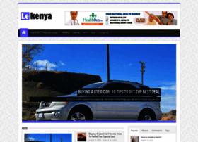 Le-kenya.com thumbnail