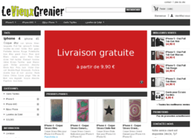 Le-vieux-grenier.fr thumbnail