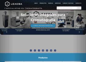 Leacsa.com.mx thumbnail