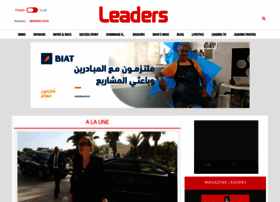 Leaders.com.tn thumbnail
