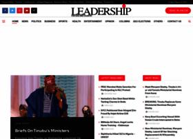 Leadership.ng thumbnail