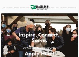 Leadershipmorganhill.org thumbnail