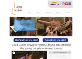 Leadguitar.org thumbnail