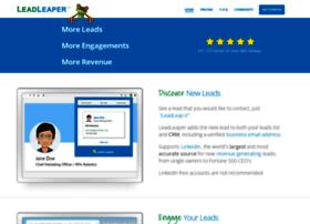 Leadleaper.net thumbnail