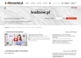 Leadnow.pl thumbnail