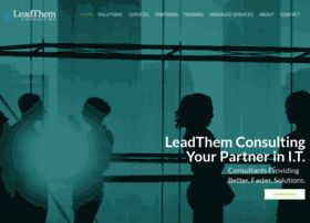 Leadthemconsulting.com thumbnail
