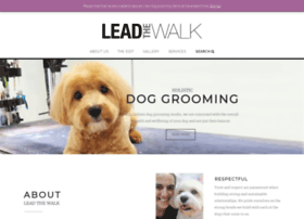 Leadthewalk.com thumbnail