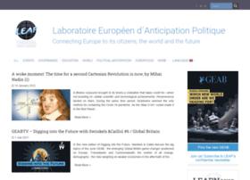 Leap2040.eu thumbnail