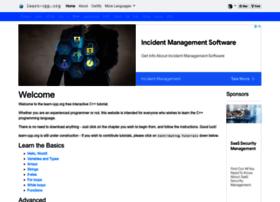 Learn-cpp.org thumbnail