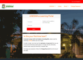 Learn.uniswa.sz thumbnail